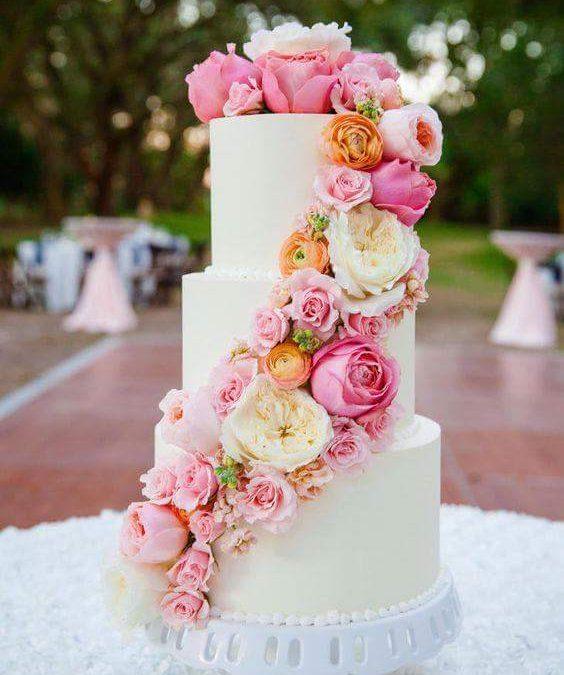 Tartas y Flores