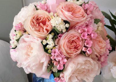 Ramo de Rosas Inglesa