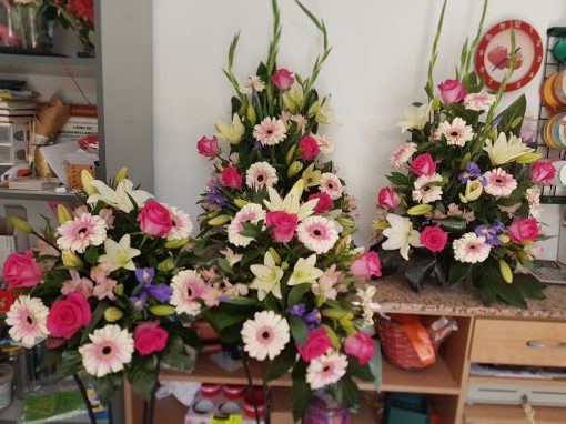 Semana Santa con flores
